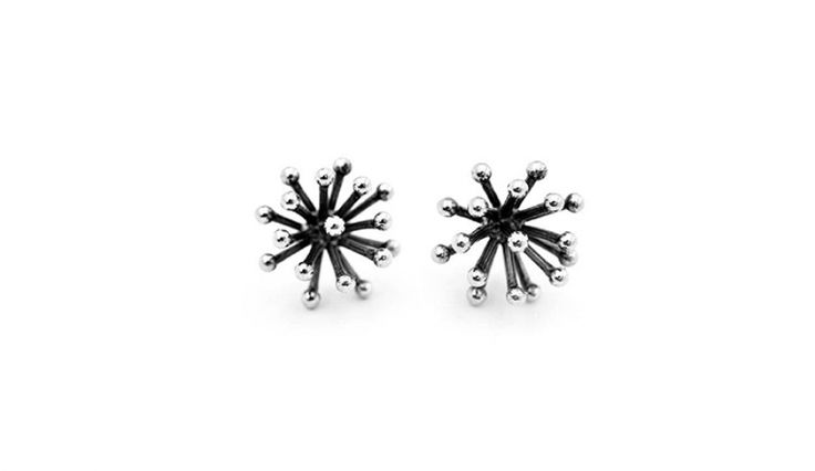 Liliana Guerreiro | Colecções - Handmade silver earrings, using filigree technique