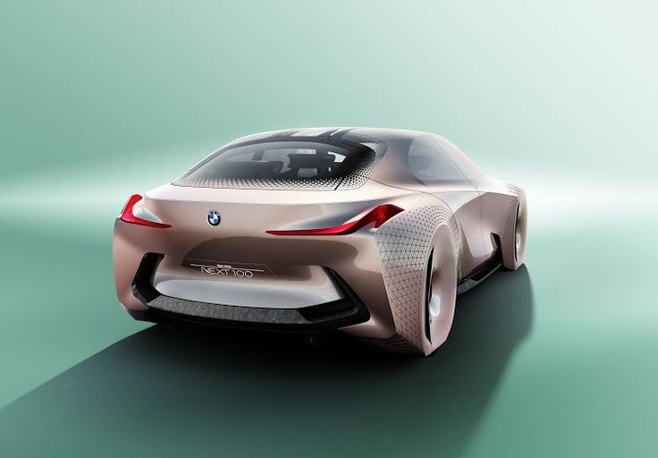 BMW Vision Next 100, hybrid cars, eco friendly cars, sustainable luxury cars
