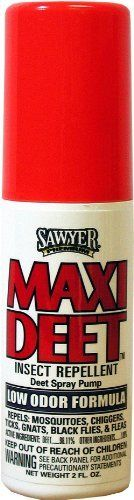 Sawyer Products SP719 Premium MaxiDEET Insect Repellent Pump Spray 2Ounce by Sawyer Products >>> To view further for this item, visit the image link.