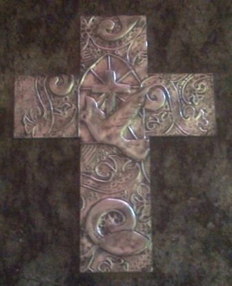 Cross & Dove - We are situated in South Africa - Ravenswood. Boksburg. - We give Hand Metal Embossing Lessons. Pop Us a Mail for More Info. Visit Our Websites. www.crafts4all.co.za and www.woodwarehouse...