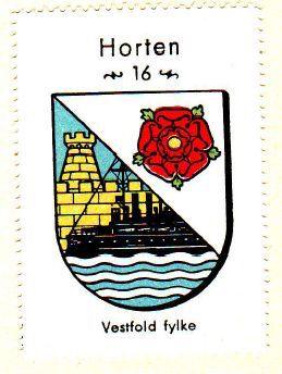 Horten, Vestfold fylke