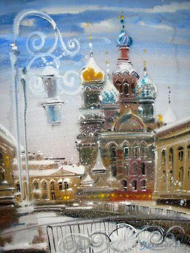 Saint Petersburg by Elmira Mustafina_Эльмира Мустафина