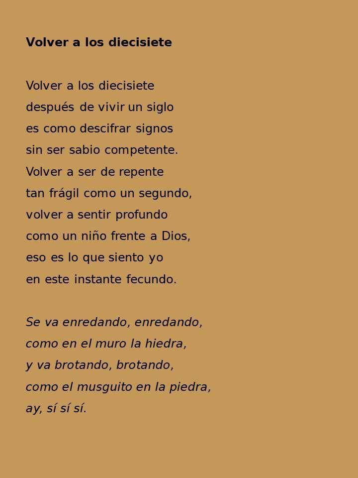 Espacio de imágenes y palabras...: Violeta Parra