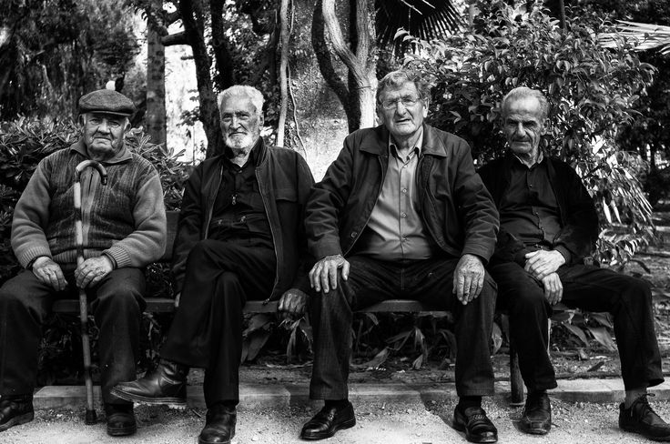 The four wise men...  Photo credits: @Spyros Papaspyropoulos
