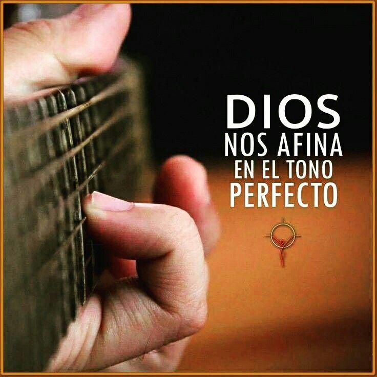 En sintonia con la melodia de Dios, es por su Gracia y Fidelidad