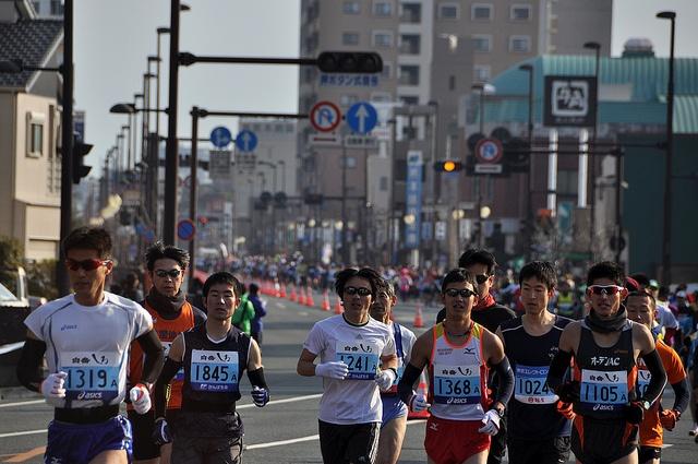 2012 Kumamoto Castle Marathon