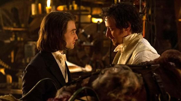 First 'Victor Frankenstein' Trailers with James McAvoy and Daniel Radcliffe