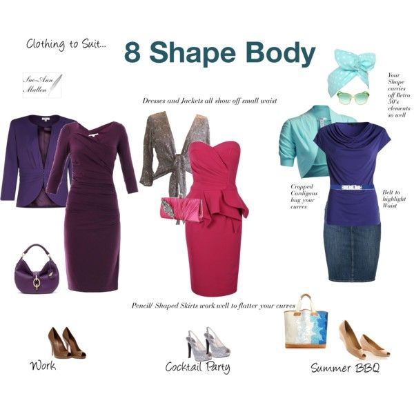 37 Best Spoon Body Shape Images On Pinterest
