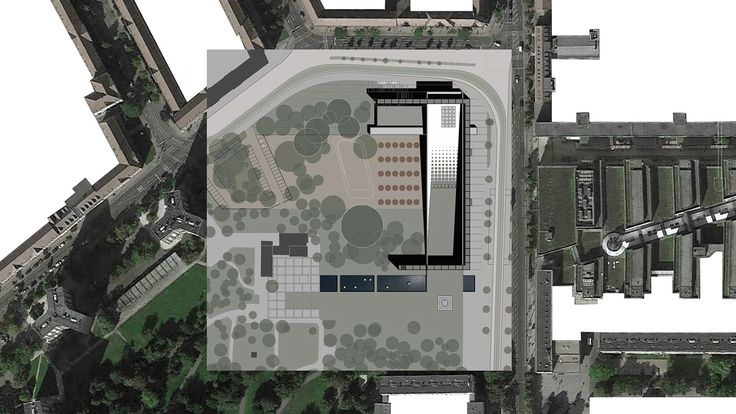 A-G ARCHITECTS (Anda Anastasopoulou-Vasilis Ghikapeppas) Bauhaus Museum-Dessau- Entry in Architectural Competition-2015 http://www.ag-architects.gr/