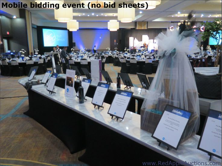 Best Silent Auction Checkout Images On   Silent