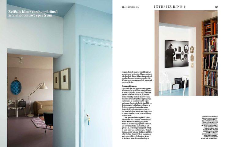Eigen Huis & Interieur Nov 2014 Interior by Thomas Eurlings