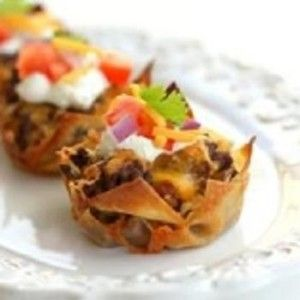 Weight Watchers Taco Cupcakes & 4 more delicoius WW receipes. just click on the image to get to the page