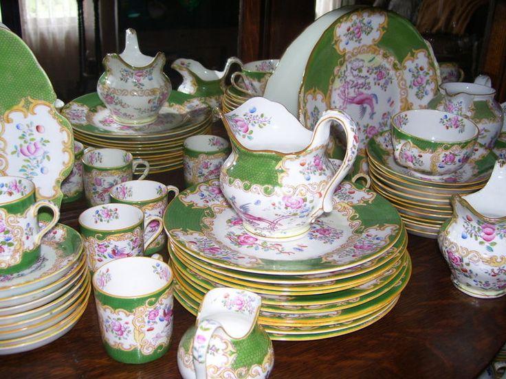 135 best Minton China.... :) images on Pinterest | Porcelain, Dish ...
