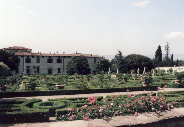 Villa medicea di Castello: