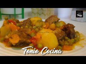 Ternera guisada con patatas, tierna, jugosa y muy sabrosa | Receta Tradicional | #TonioCocina 263 - YouTube