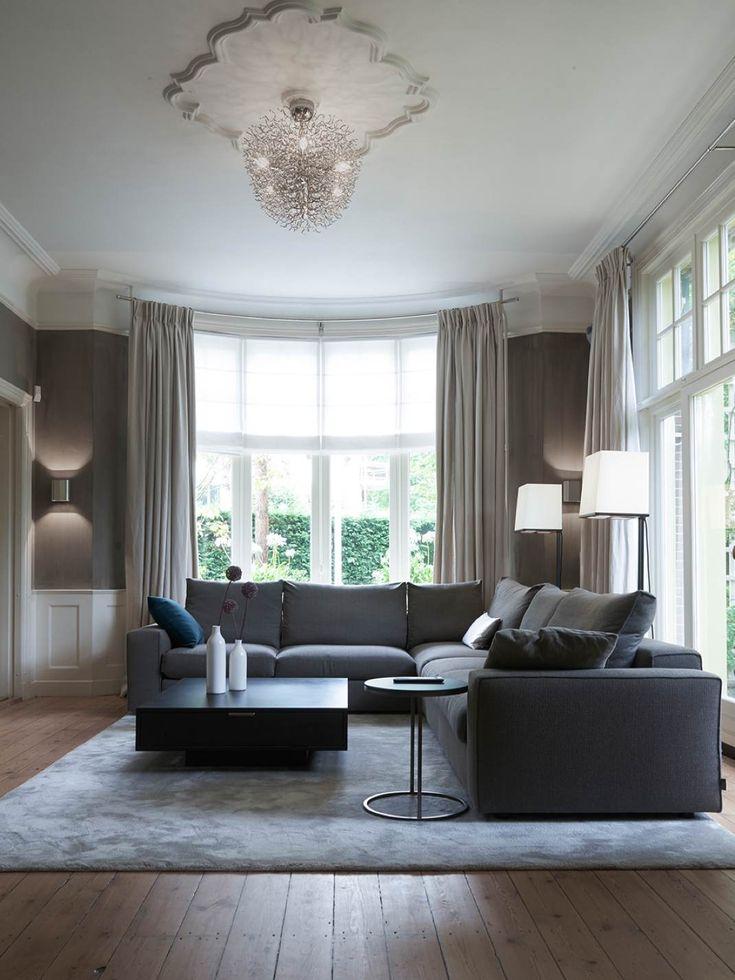 Verbouwing interieurontwerp villa hoog exclusieve woon en tuin inspiratie wonen - Interieurontwerp thuis kleur ...