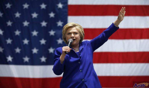 Hillary Clinton becomes first woman nominated for…:  Hillary Clinton was formally anointed Democratic presidential candidate here on…