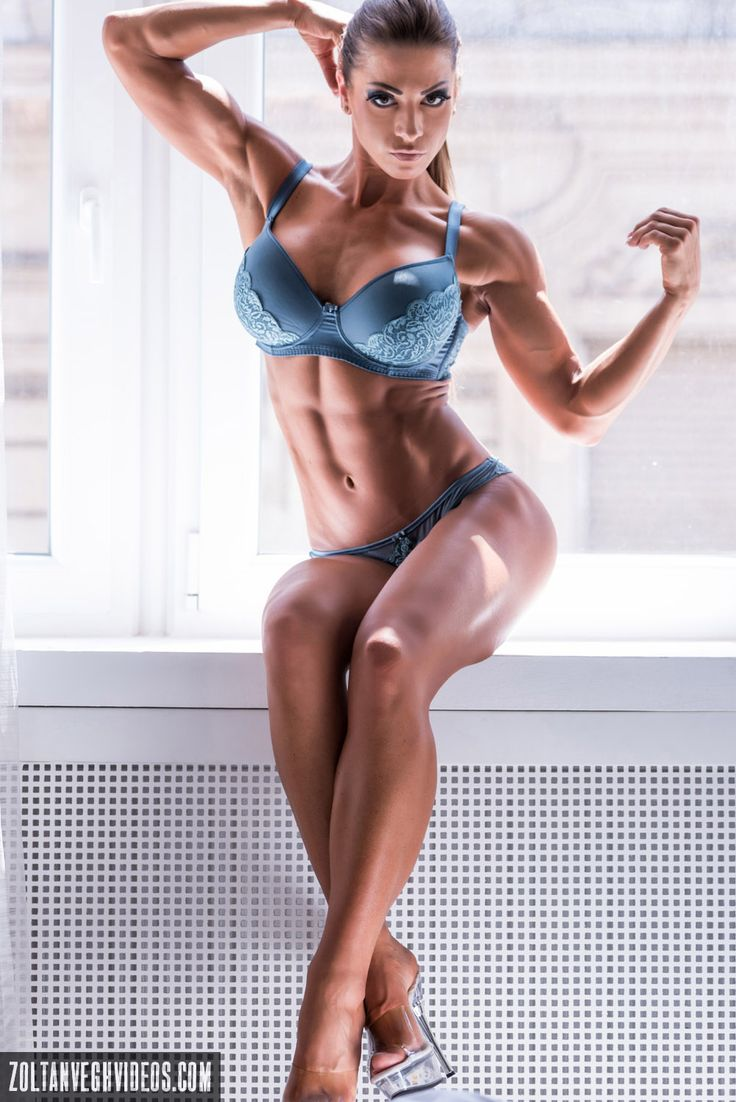 Horny Body Building Babes Photo Gallery 72
