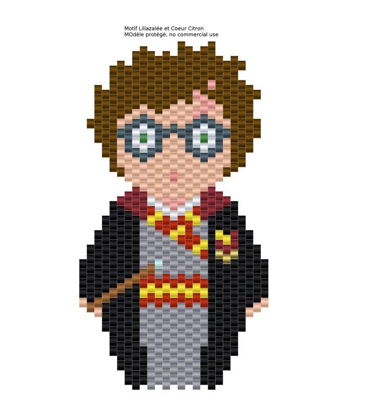Une nouvelle série de Kokeshi, en collaboration avec Emilie Coeur Citron, les personnages de la saga Harry Potter.