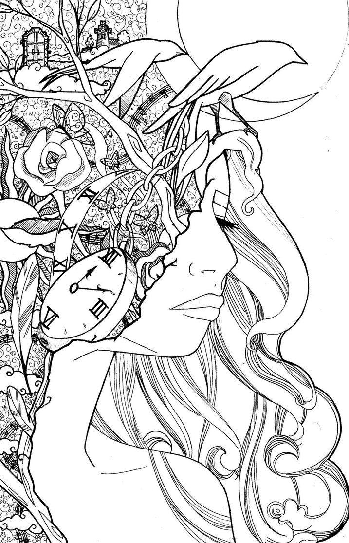 Алиса и ее страна чудес