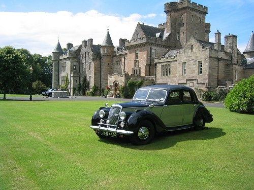 Glenapp Castle, Wedding Venues in City of Glasgow : The Bridal File