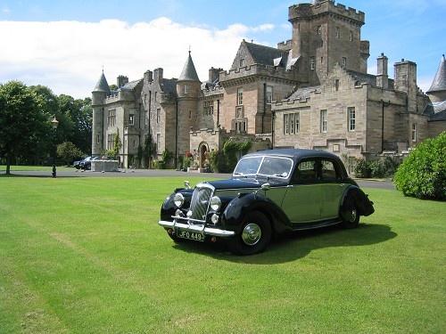 Glenapp Castle, Wedding Venues in City of Glasgow : The Bridal File