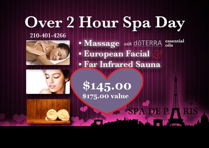 3 service package includes 1 30minute far infrared sauna