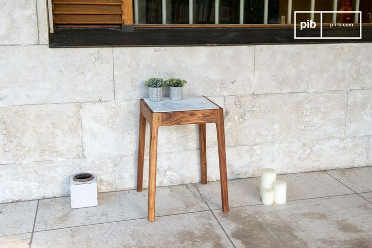 See the photo marmori Marble End Table | 3