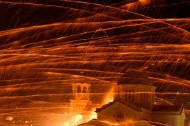 fireworks@Easter  Chios Island Greece