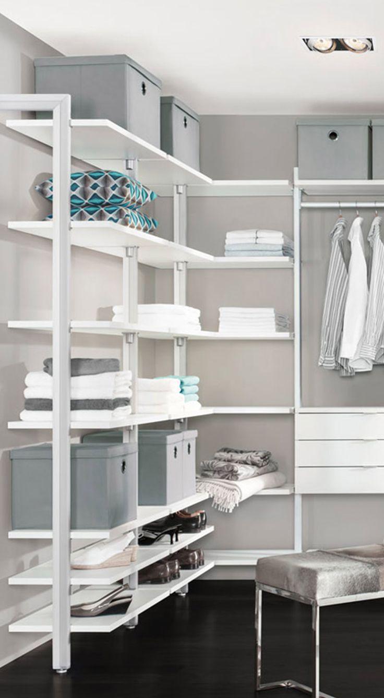 Begehbarer kleiderschrank ecklösung  40 besten Begehbarer Kleiderschrank Bilder auf Pinterest ...