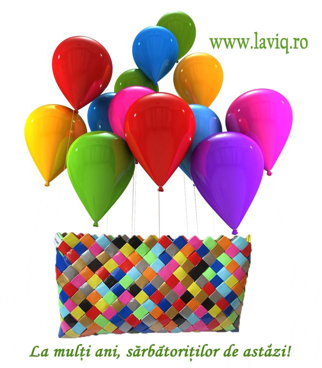 La mulți ani tuturor celor care sarbatoresc astazi, de Sf.Ioan, ziua numelui!  www.laviq.ro https://www.facebook.com/pages/LaviQ/206808016028814