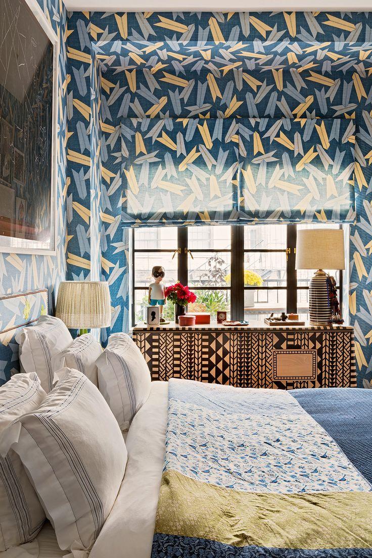 Dormitorio ESTAMPADO - AD España, © Manolo Yllera