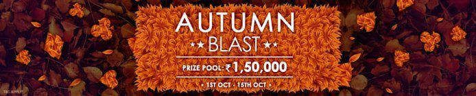 Celebrate Autumn with Adda52. Play cash rummy games & win Rs.1,50,000 in cash prizes!