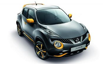 New Juke Yellow Exterior Personalisation Accessory Designstudio Genuine Styling Nissan