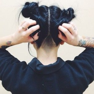And it feels even better than it looks. | 26 Undercuts That Will Make You Want To Get Your Clippers Out
