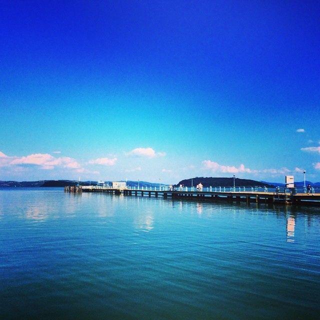 #tuoro #isola #maggiore #lago #altrasimeno foto di @ChiaraDall