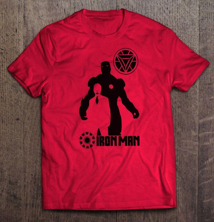 The Avengers - Iron Man T Shirt