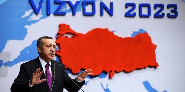 "Erdogan dan Strategi Kedaulatan  ""Ada dua cara untuk menaklukkan dan memperbudak suatu bangsa. Satu dengan pedang lainnya dengan utang."" --John Adams 1735-1826.  Turki adalah kekuatan ekonomi terbesar ketiga di Uni Eropa setelah Jerman dan Inggris. Tahun 2023 Turki bertekad menggeser posisi Jerman. Bila berhasil menggantikan posisi Jerman maka Turki menempati urutan nomor tiga kekuatan ekonomi dunia setelah China dan Amerika. Erdogan dan AKP telah berhasil mentranformasikan Turki menjadi…"