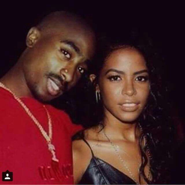 Tupac & Aaliyah