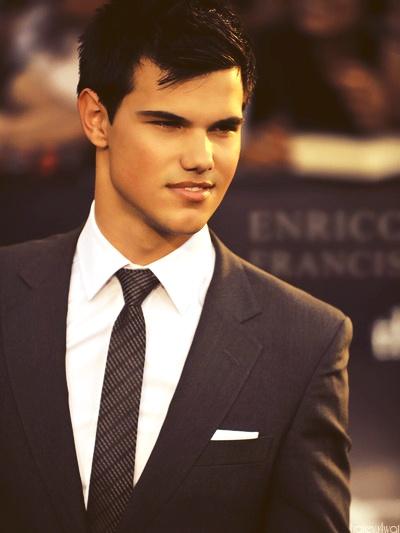Jacob Black (Taylor Lautner) - 'Twilight Saga'