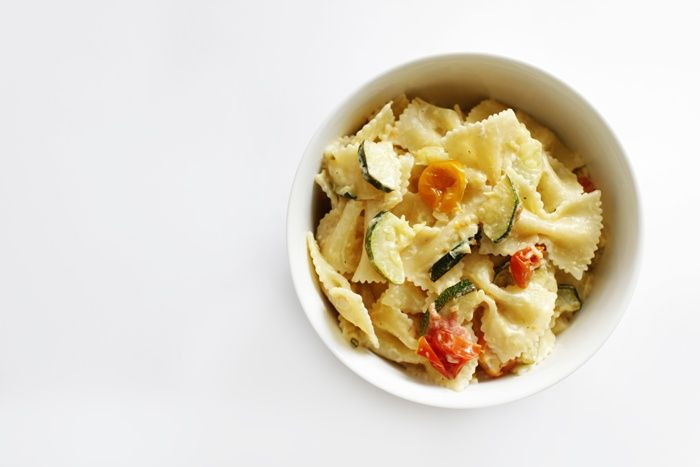 ... Pasta. Recipe by Lara Matos of Simply Irresistible. #pasta #recipes