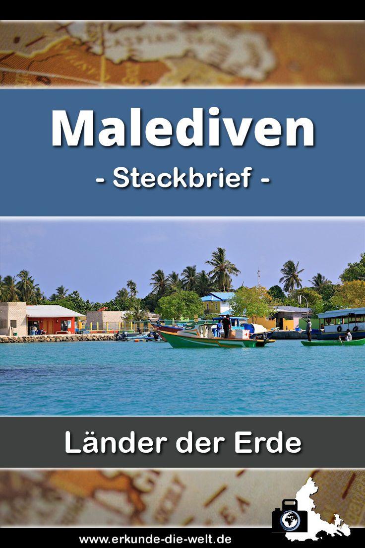 Alles Wissenswerte und Spannendes über die Malediven in einem übersichtlichen und kompakten Steckbrief - Tipps für Ausflüge, Hinweise zu landestypischen Gerichten, Sehenswürdigkeiten und Informationen zum besten Reisewetter inklusive!