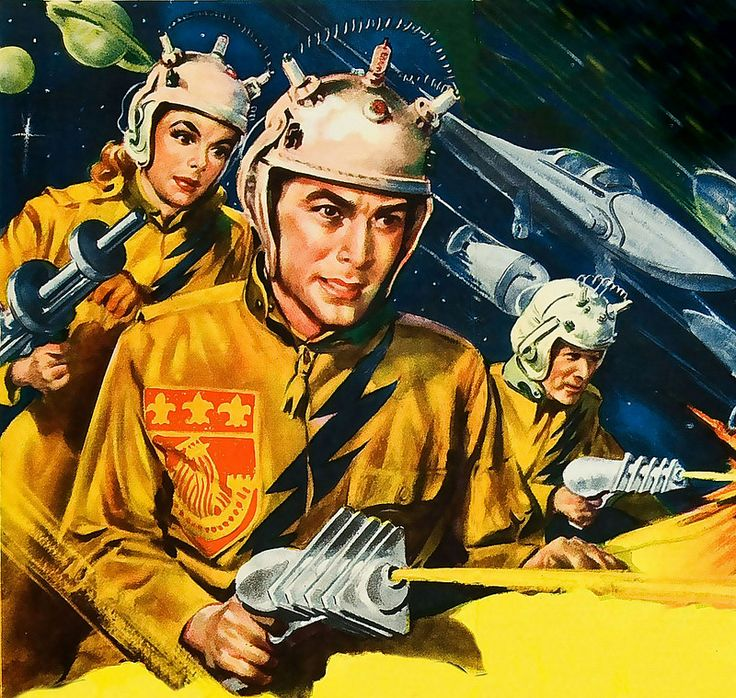 The Lost Planet (1953) Art   Flickr - Photo Sharing!