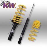 KW Fahrwerk Sportfahrwerk Suspensions Seat Alhambra (7MS) 1.8T, 2.0, 2.8, 1.9Tdi, 2.0Tdi Baujahr: 09/95- Tieferlegung Vorderachse/Hinterachse (in mm): 45/45 max. Achslast vorne/hinten (in kg): -1260/-1355 Leistung (in kW): 66-150
