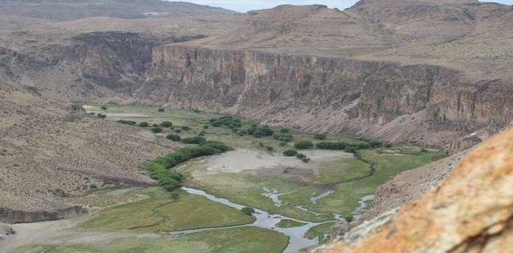 Cueva de las Manos y Cañadón Río Pinturas, una carrera para atesorar: 1° Encuentro de Trail Running