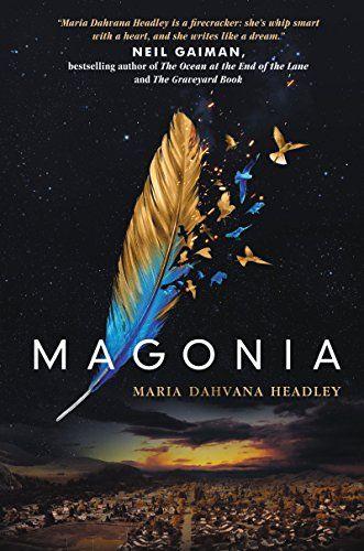 Magonia: Amazon.de: Maria Dahvana Headley: Fremdsprachige Bücher