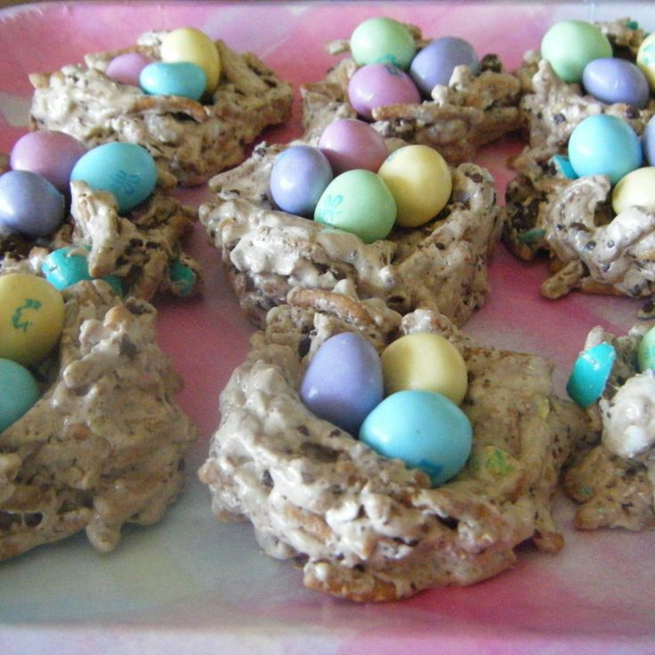 Easter Bird's Nest Bread Recipes — Dishmaps
