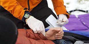 NOLS medical training course