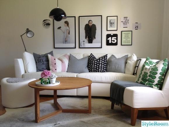 snyggt vardagsrum