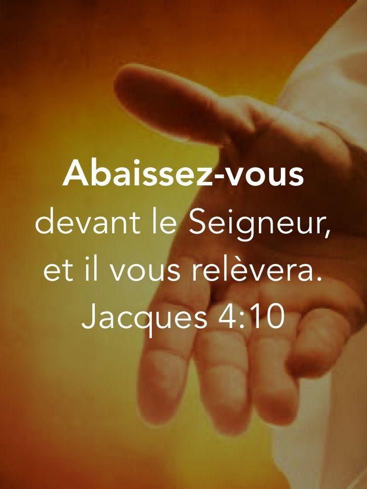 Jacques 4: 10